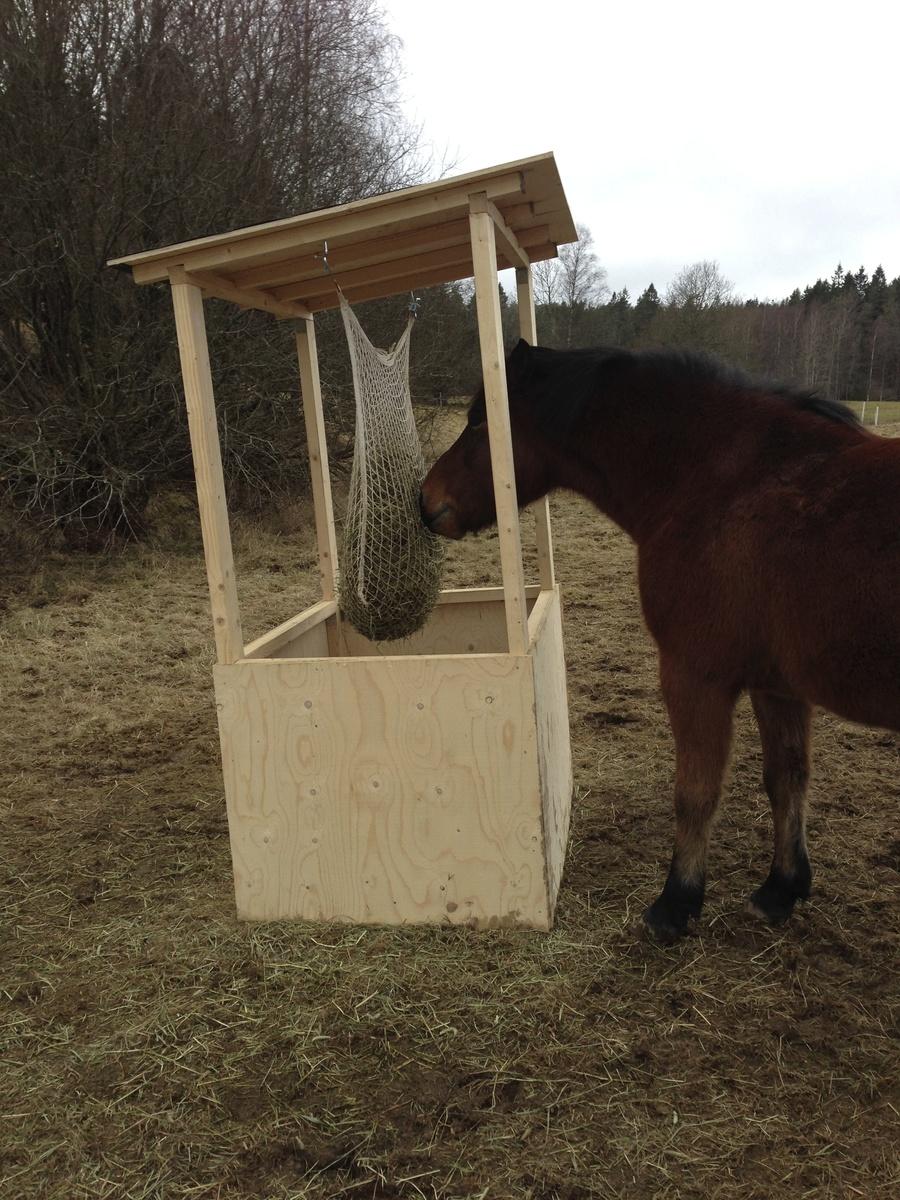 vindskydd häst