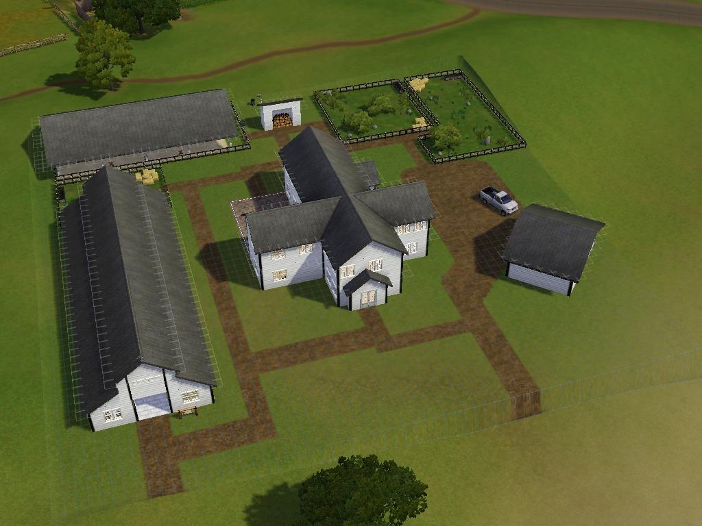 Husbyggen - 20. Skapat - The Sims iFokus