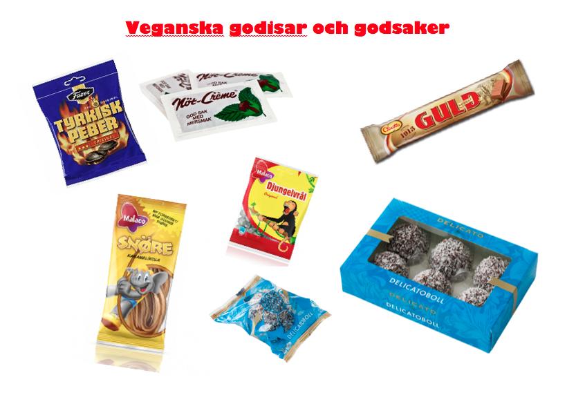 veganskt godis ica