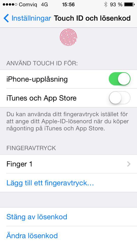 apple id låst